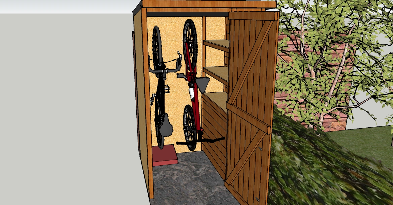 Secure Bike Storage London The Bike Shed Company
